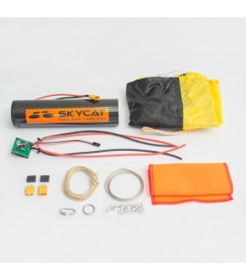 Skycat X55-CF, all-in-one package for 3-5 kg (up to 9 kg) UAVs