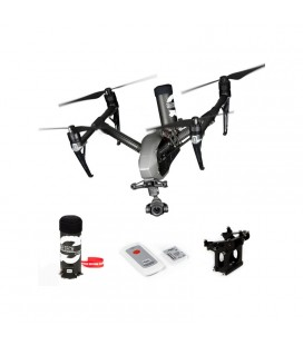 Parachute Kit Safetech ST60X for DJI Inspire 1 ( 1.8m² parachute, mounting kit included)