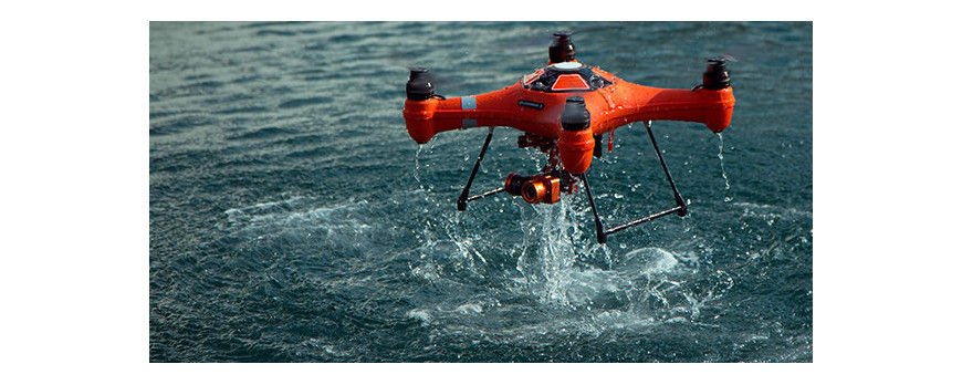 Which parachute can you recommend for a SplashDrone ?
