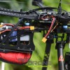 How to mount a parachute on a multirotor drone
